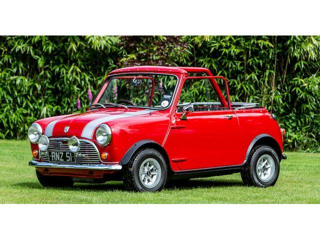 1972 Morris Mini 'Shorty'