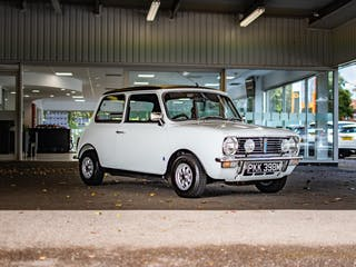 1974 Austin Mini Clubman