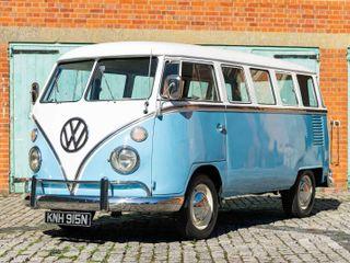 1975 Volkswagen T1 Splitscreen Campervan