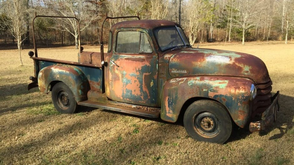 1951 Chevrolet 3100 Project