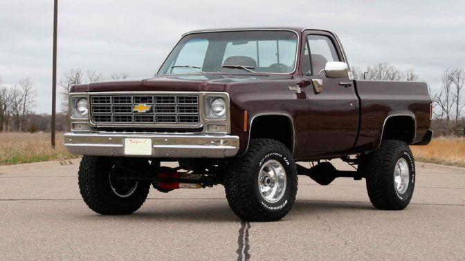 1979 Chevrolet K10 Pickup