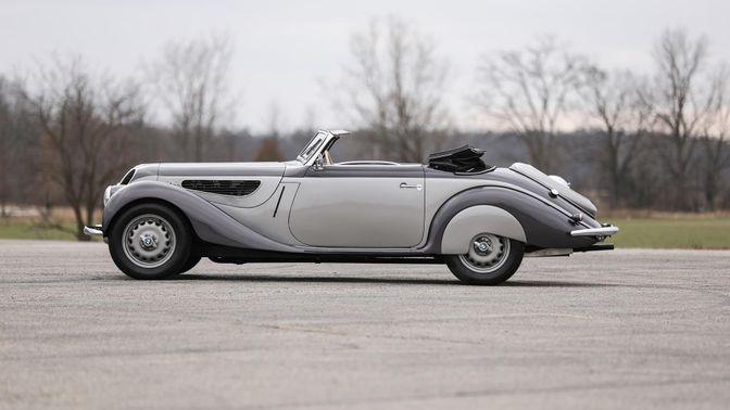 1939 BMW 327/28 Cabriolet