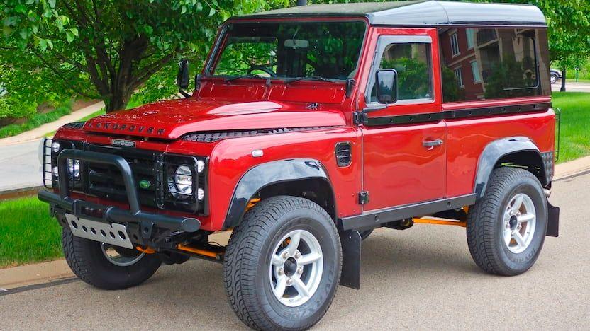 1991 Land Rover Defender 90 Wagon