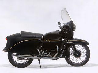 1955 Vincent 998C Black Knight