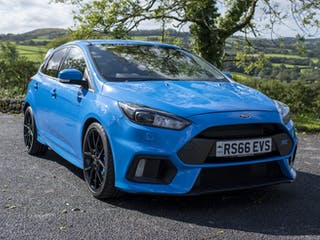 2016 Ford Focus RS (Mk3) Mountune 1,140 Miles