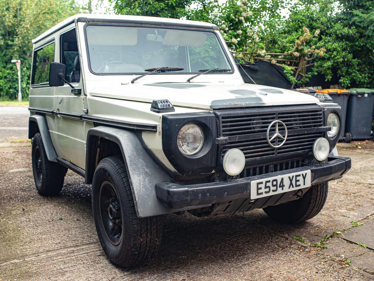 1987 Mercedes 300 Gd
