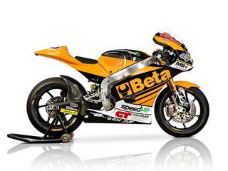 2014  Speed Up-Honda  MOTO2 Racing Motorcycle