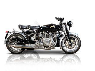 2020/1948 Renwick-Vincent 998CC Series-B Rapide Steib 501 Combination