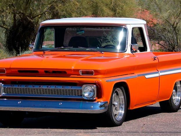 1965 Chevrolet C10 Pickup