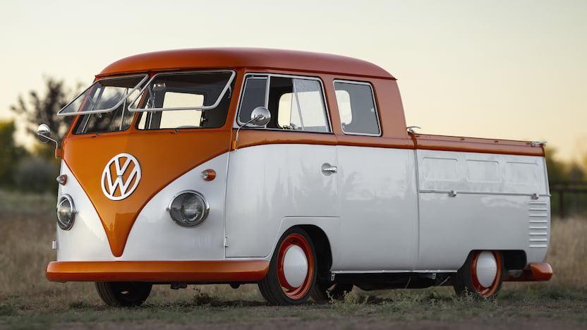 1961 Volkswagen Type II Dual Cab Transporter