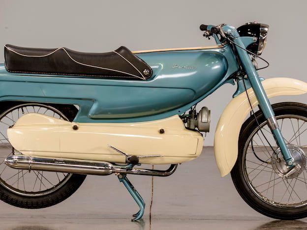 1960 Parilla Slughi 99
