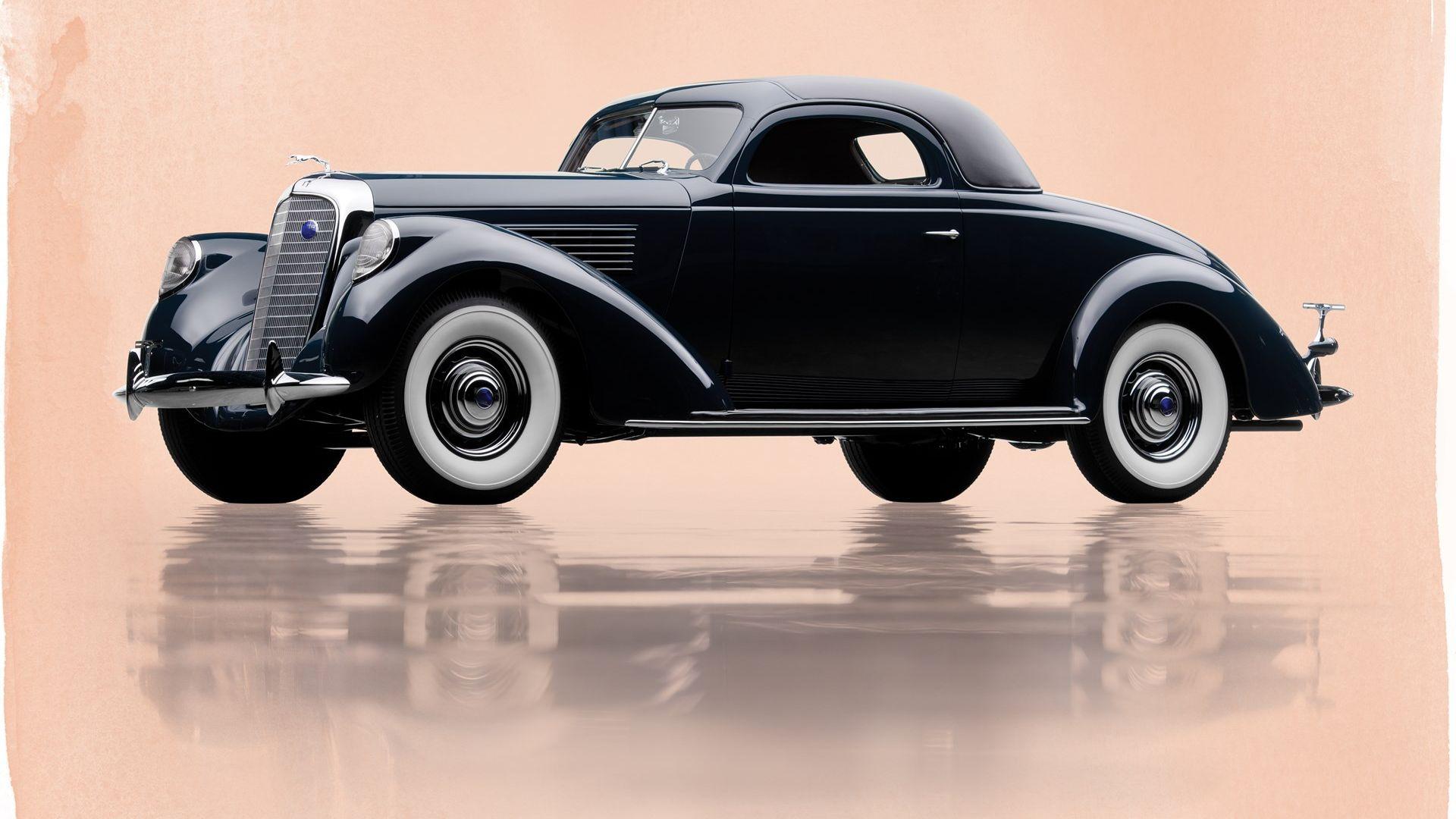 1938 Lincoln Model K Coupe Vin K9314 Classic Com