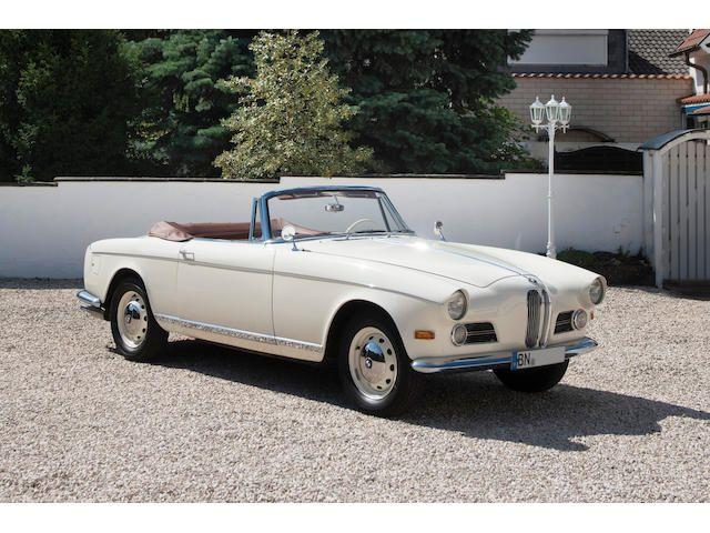 1958 BMW 503 3.2-Litre Series II Cabriolet