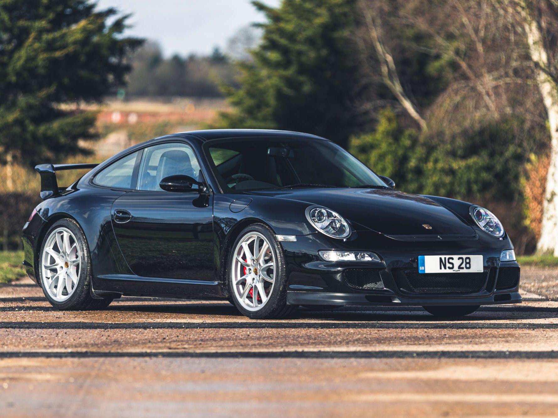 2007 Porsche 911 (997) GT3