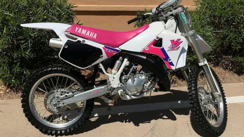 1992 Yamaha YZ125