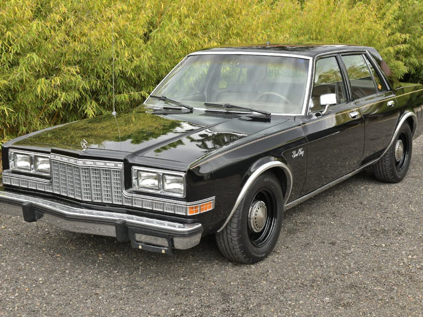 1988 Plymouth Gran Fury Police Package