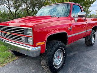 1984 Chevrolet 4X4 Pickup