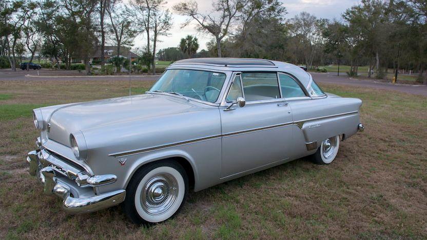 1954 Ford Crestline Resto Mod