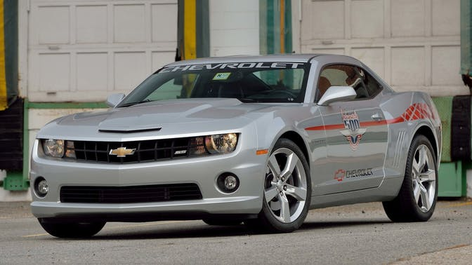 2010 Chevrolet Camaro SS Pace Car Edition