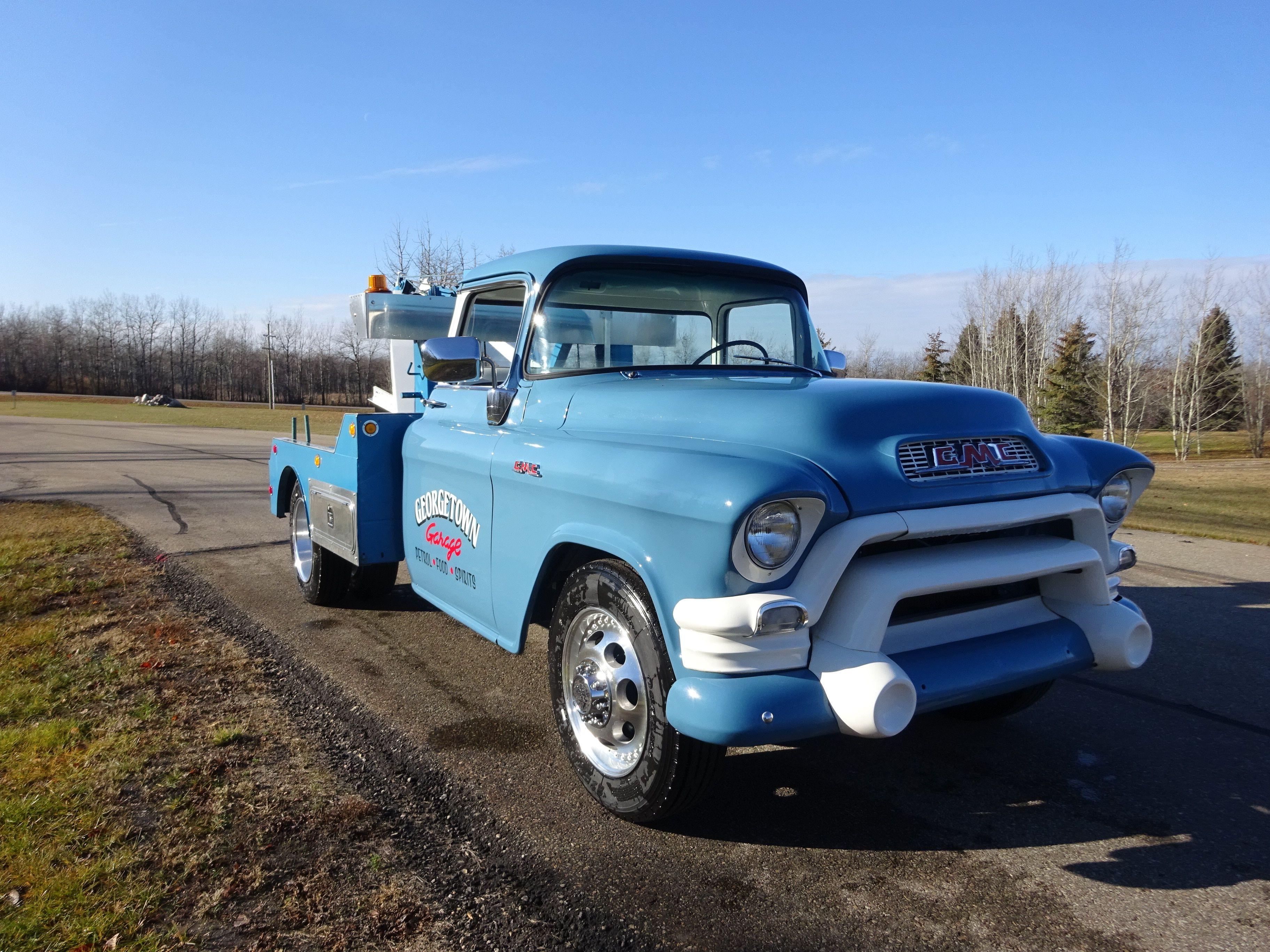 1955 Chevrolet 1 Ton Tow Truck Classic Com