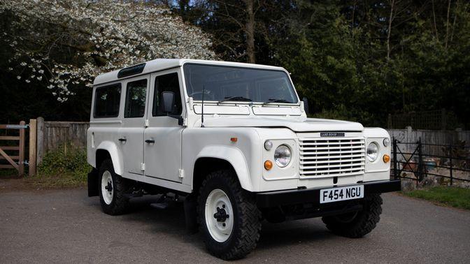 1989 Land Rover Defender 110 County V8