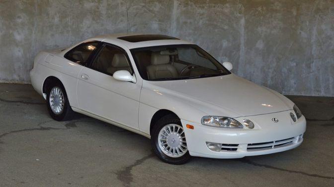 1992 Lexus SC300