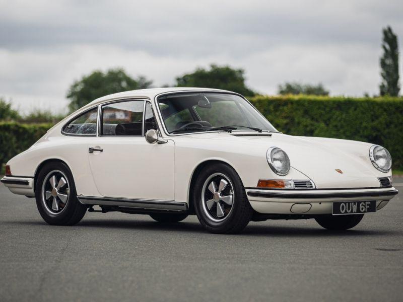 1968 (M/Y) Porsche 911 2.0 S Coupe