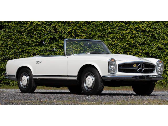 1968 Mercedes-Benz  280 SL Pagoda With Hardtop