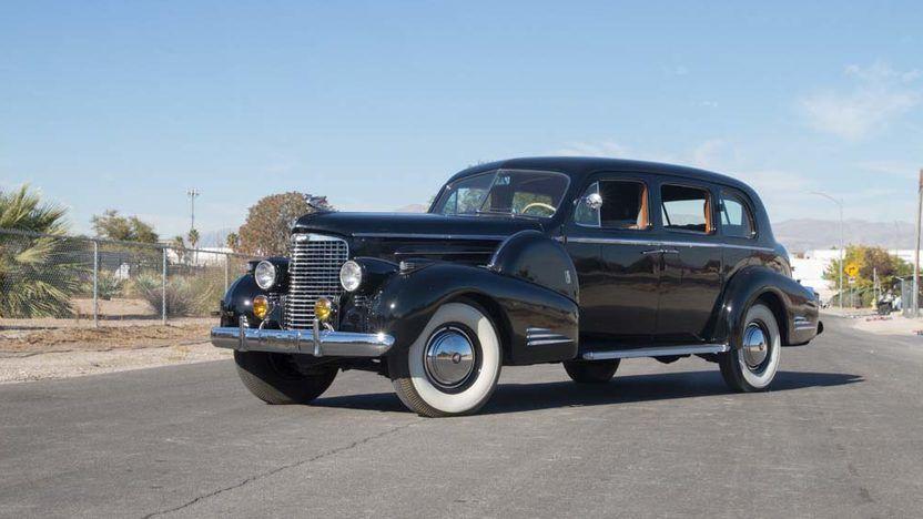 1939 Cadillac V-16 Imperial Touring Sedan