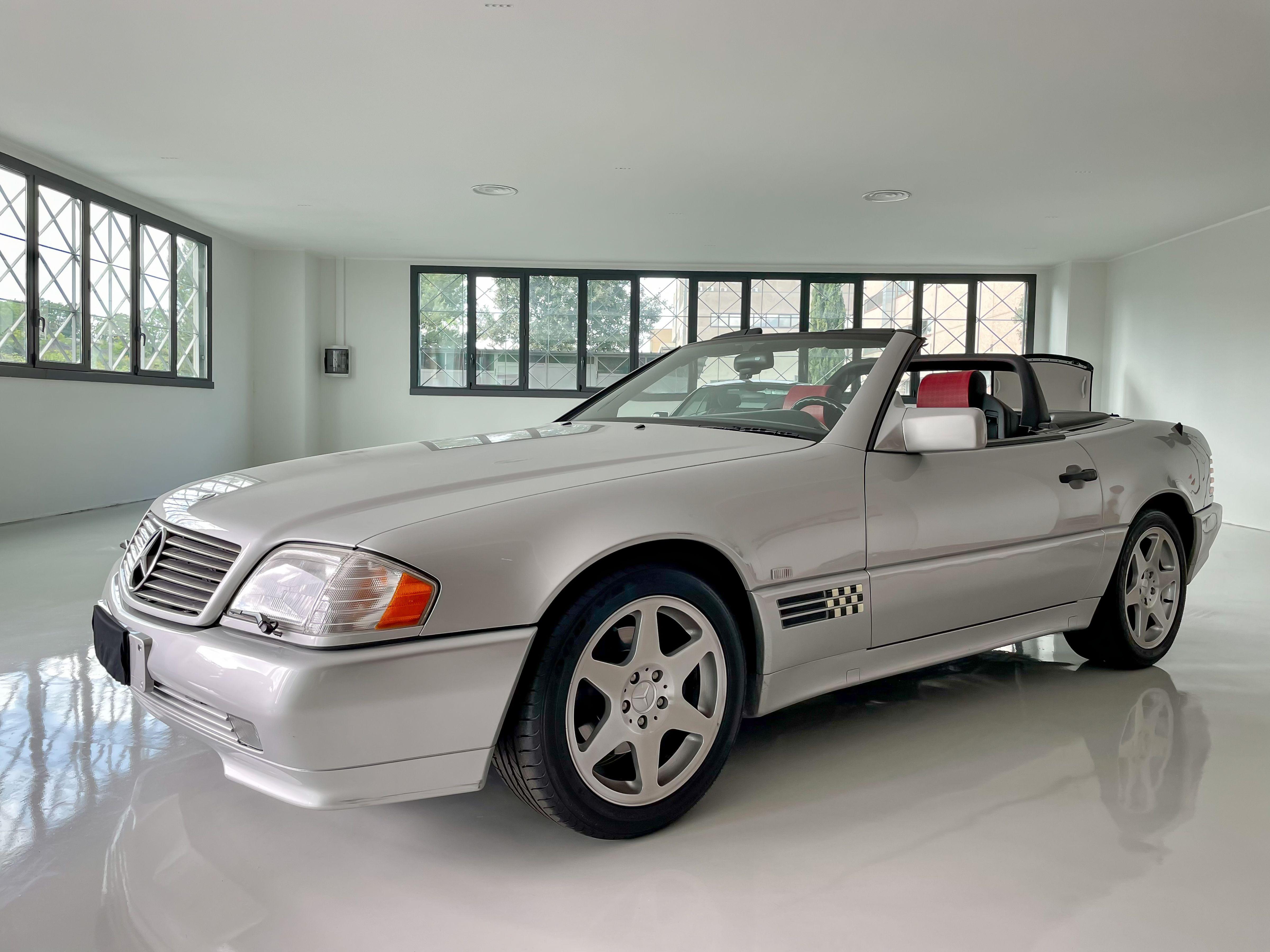 1995 Mercedes-Benz SL 320 Mille Miglia Edition
