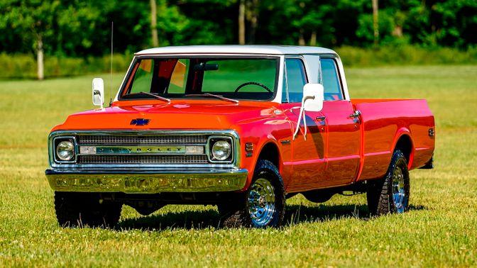 1969 Chevrolet K20 Pickup
