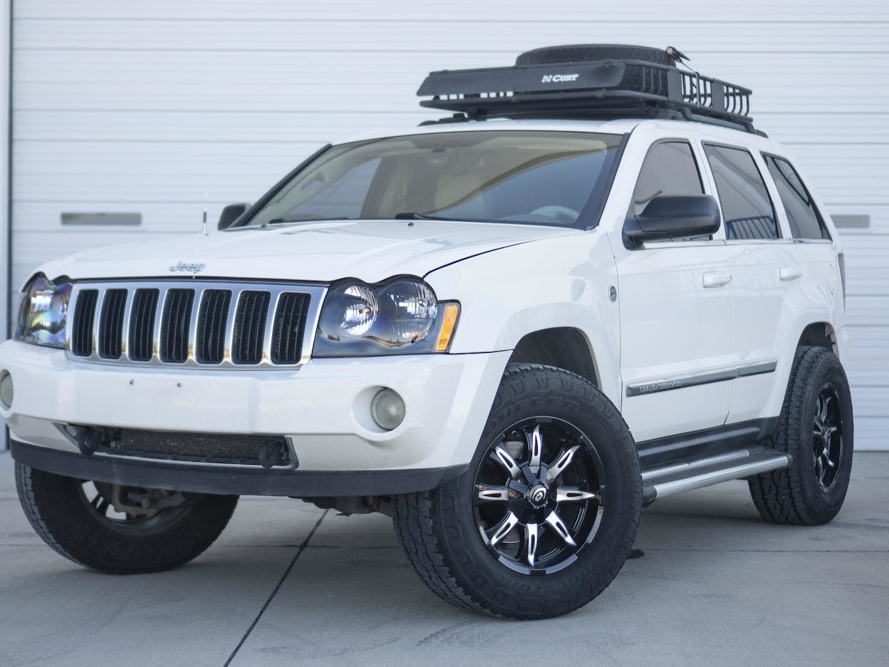 2006 Jeep Grand Cherokee Limited