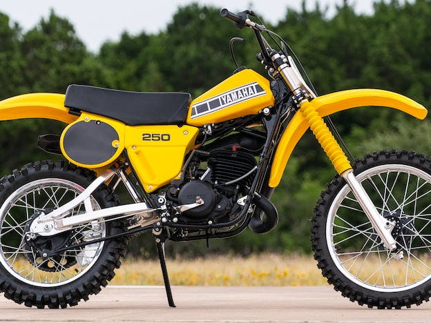1979 Yamaha YZ250