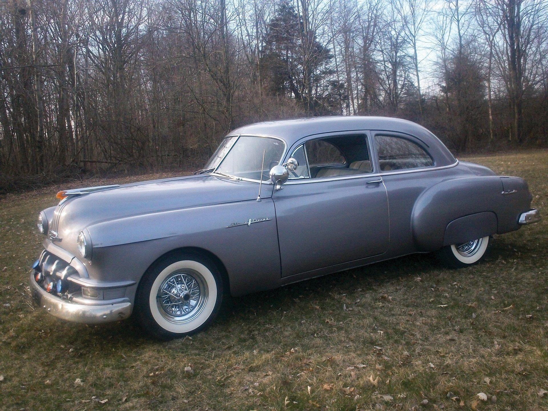 1950 Pontiac Silver Streak Vin A8ts1533 Classic Com