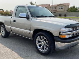 2001 Chevrolet Silverado LS 1500