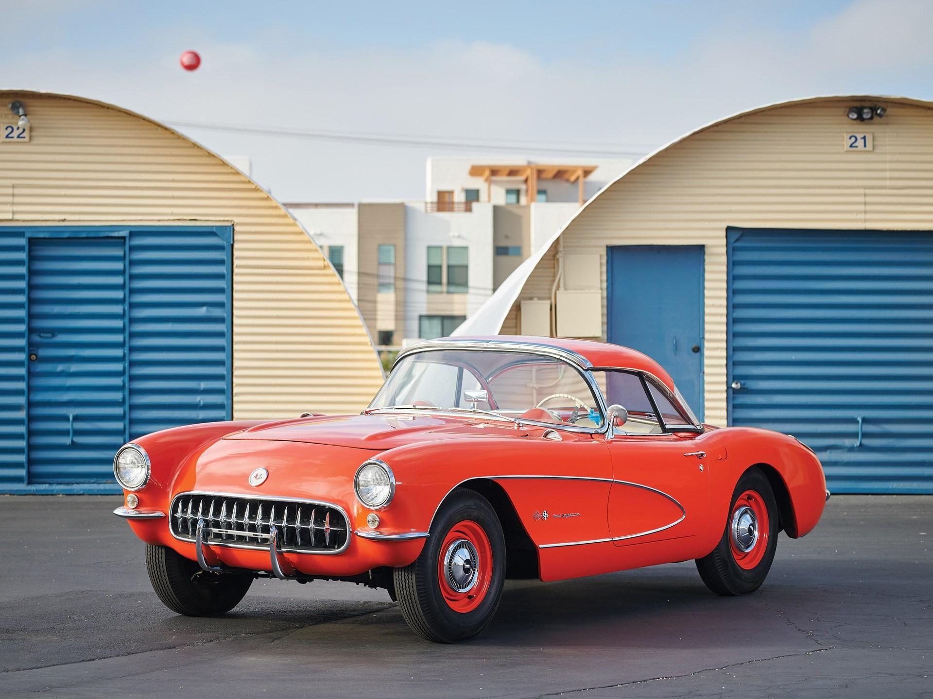 1957 Chevrolet Corvette 'Big Brake & Airbox'