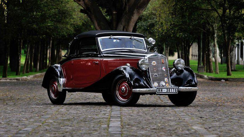 1938 Mercedes-Benz 170A Cabriolet