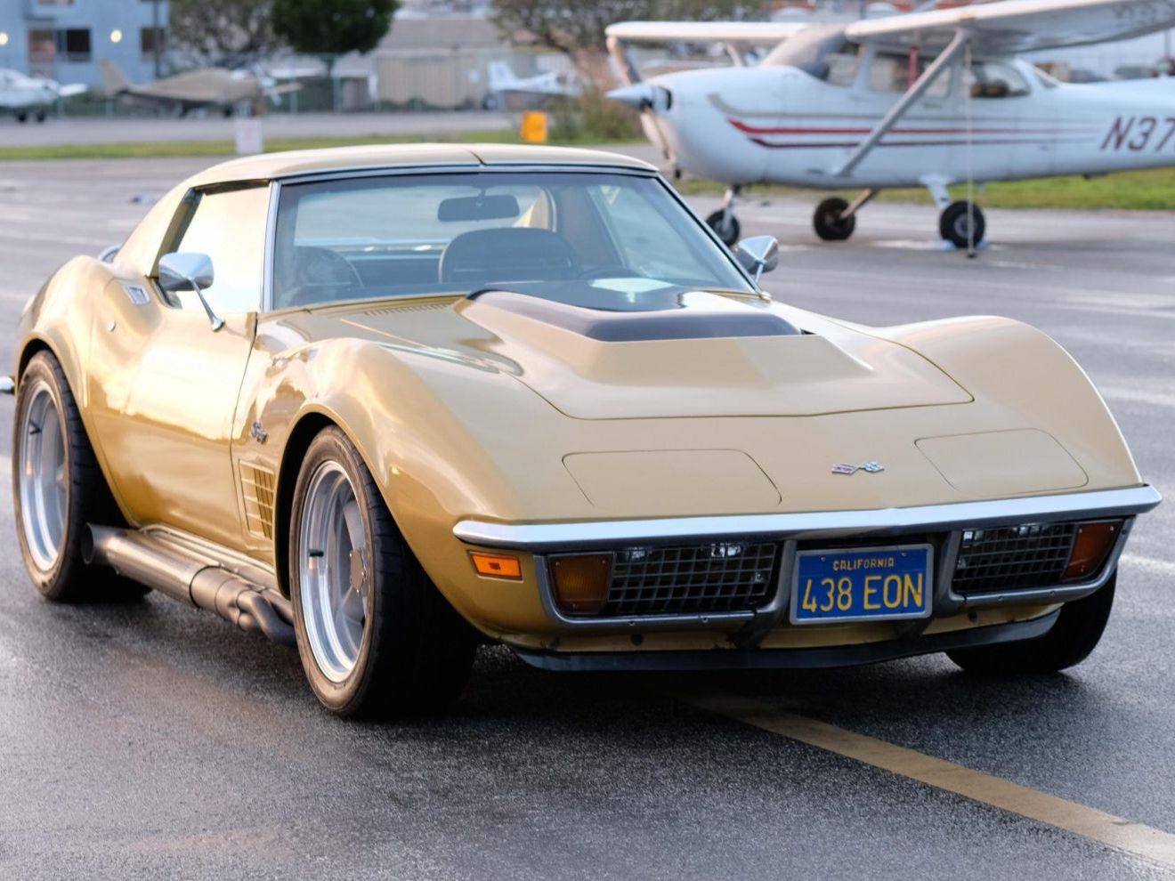 1972 Chevrolet Corvette 5-Speed