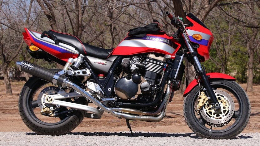 2002 Kawasaki Zrx 1200 R