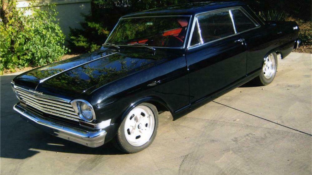 1963 Chevrolet Nova Custom 2 Door Hardtop