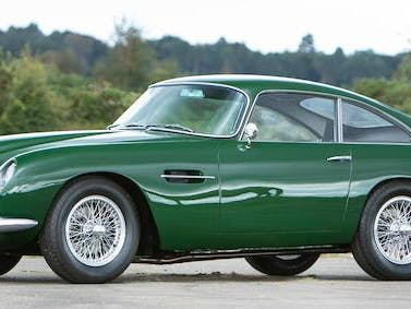 1961 Aston Martin DB4GT Sports Saloon