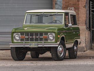 1975 Ford Bronco Ranger
