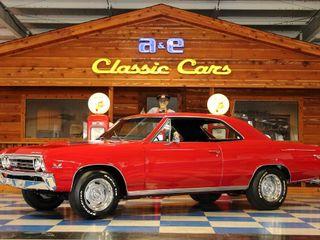 1967 Chevrolet Chevelle SS-396 5 Speed Tremec
