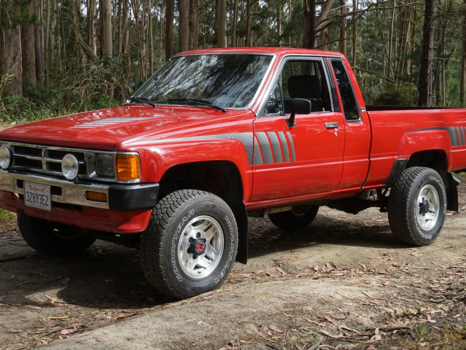 1988 Toyota 4×4 Pickup Xtracab SR5 V6 5-Speed