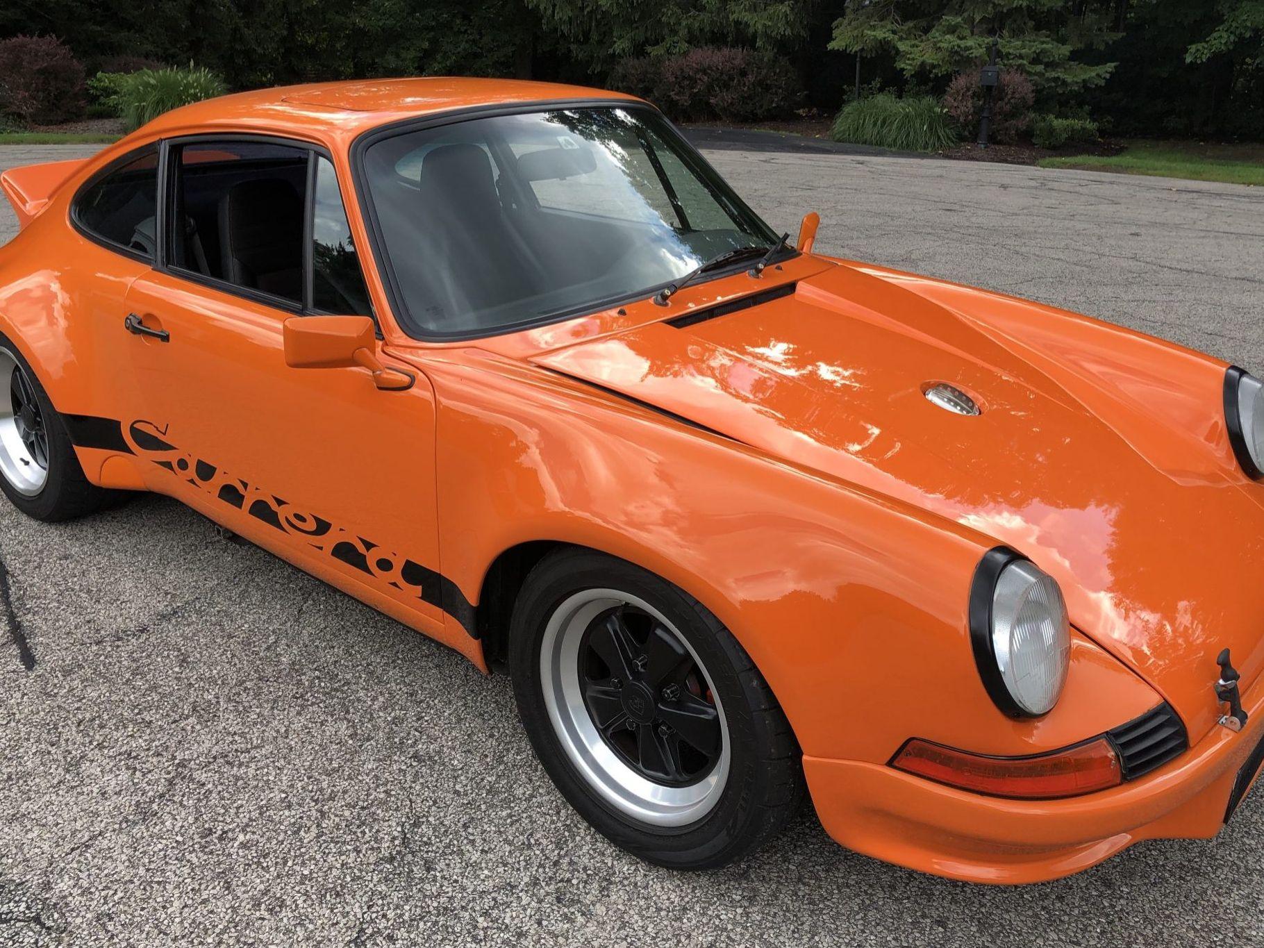 1978 Porsche 911SC 3.0