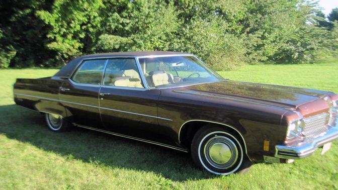 1973 Oldsmobile 98 Regency