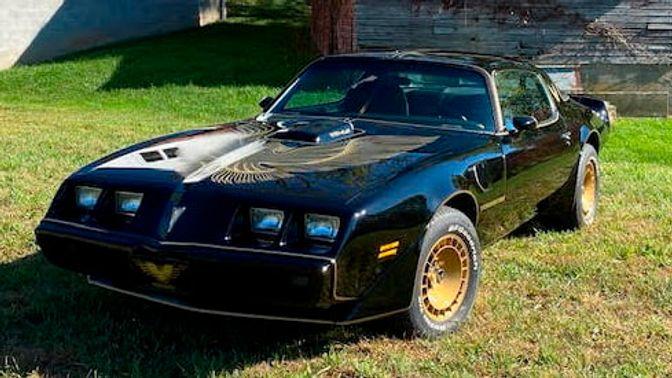 1981 Pontiac Trans Am SE