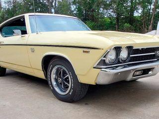1969 Chevrolet Chevelle SS-396