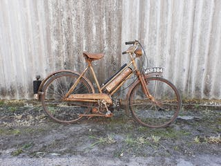 1956 Vincent 48CC Firefly Cyclemotor