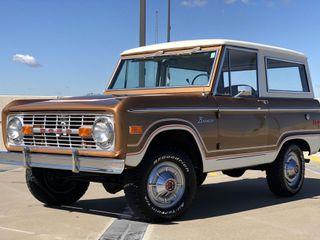 1973 Ford Bronco Ranger 4×4
